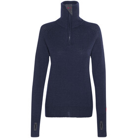 Ulvang Rav Sweater with Zip Unisex New Navy